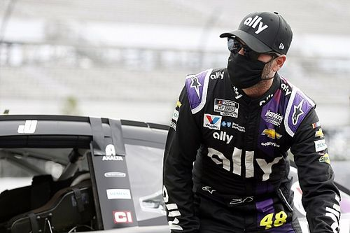 Jimmie Johnson medically cleared to resume racing in NASCAR