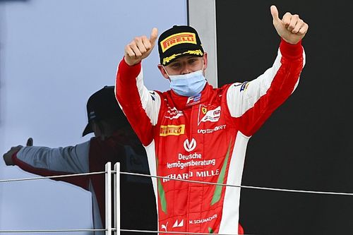 Ferrari: Schumacher must make more progress to earn F1 seat