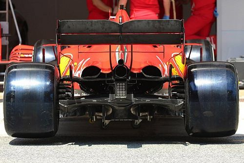 GALERÍA TÉCNICA: Últimos desarrollos técnicos clave de la F1 en España