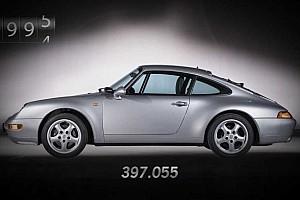 Auto Actualités L'évolution de la Porsche 911 en vidéo