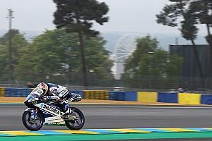 Moto3 Reporte de calificación Moto3: Martín logra la pole en Francia por sanción a Bulega