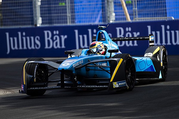 Formula E Breaking news Buemi says last-minute rebuild to thank for Paris win