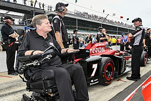 IndyCar Breaking news Schmidt inducted into Southern Nevada Hall of Fame