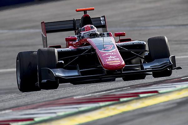 GP3 у Шпільберзі: перший поул Рассела