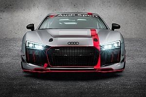 Automotive Noticias de última hora El nuevo coche de competición de Audi