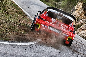 WRC Dagverslag WRC Catalonië: Meeke als leider naar slotdag, Hyundai onderuit