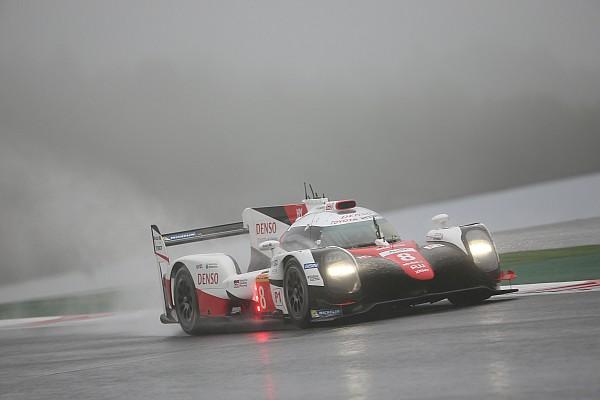 WEC Fuji: Toyota im dritten Training klar vorne