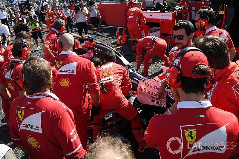Ferrari: Enthüllte Suzuka-Chaos leistungssteigernden Öltrick?