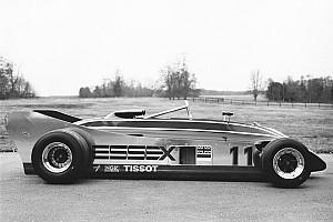 Unique en F1 - La Lotus 88 à double châssis
