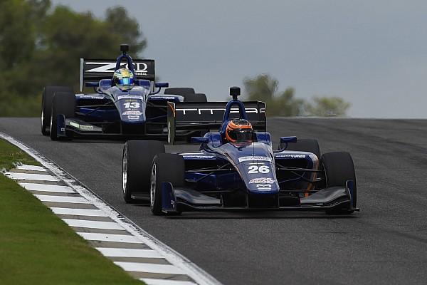 IndyCar Son dakika Carlin'in IndyCar hamlesi