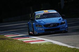 WTCC Qualifying report Monza WTCC: Bjork claims Volvo's first pole