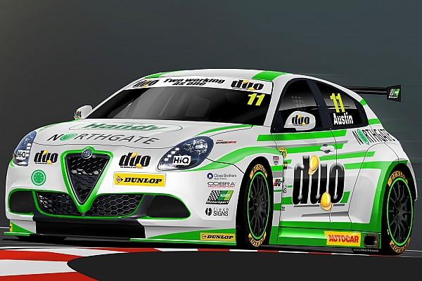 BTCC Ultime notizie La Handy Motorsport riporta l'Alfa Romeo nel BTCC nel 2018
