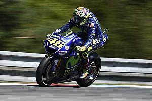 MotoGP Reporte de pruebas Valentino Rossi, el mejor en el test de Brno