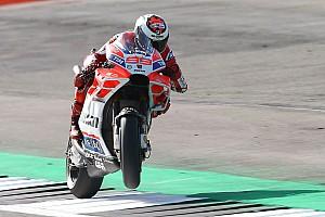 MotoGP Diaporama GP de Grande-Bretagne - Les plus belles photos du vendredi