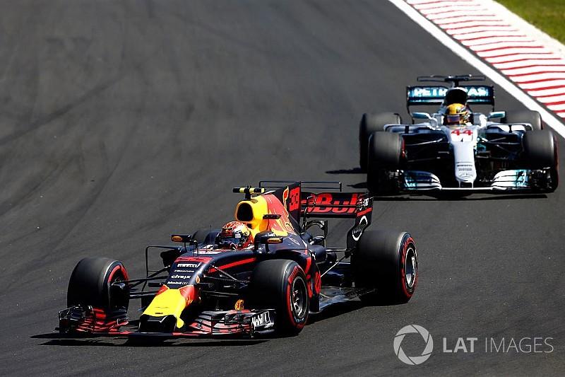 Red Bull: la diferencia con Mercedes y Ferrari en la Q3 es por el motor