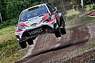 WRC Finn rali: Esapekka Lappi hazai pályán megszerezte első győzelmét