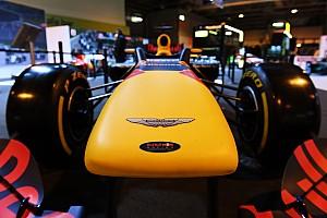 Red Bull confirma Aston Martin como patrocinadora em 2018