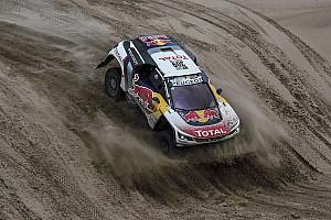 Dakar Breaking news Peugeot boss more impressed with Elena than Loeb