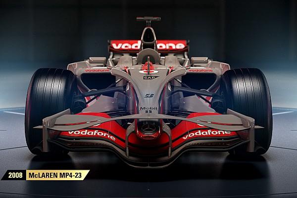 SİMÜLASYON DÜNYASI Son dakika F1 2017'de McLaren MP4-13 ve MP4-23 de yer alacak