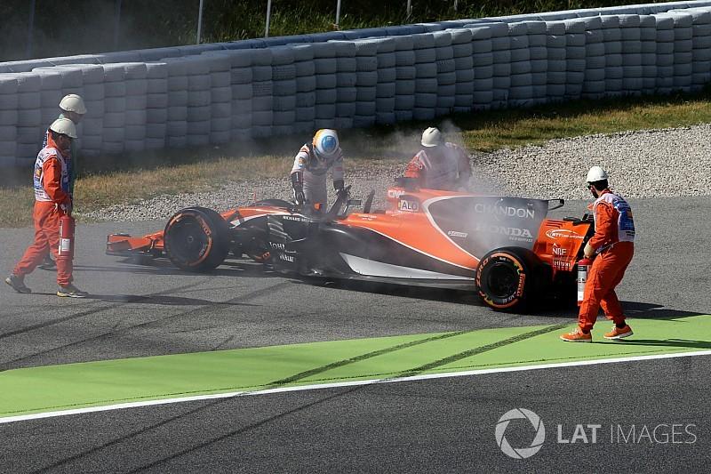 Em números: O que a McLaren-Honda fez à carreira de Alonso