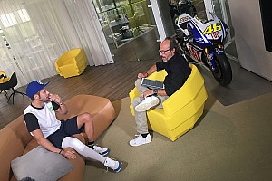 MotoGP Interview Jika tidak bisa Aragon, Rossi akan coba Motegi