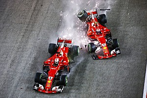 Vettel has only himself to blame for crash - Villeneuve