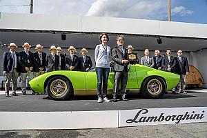 Vintage Actualités Neuchâtel, capitale des Lamborghini l'espace d'un week-end
