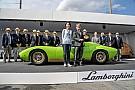 Vintage Neuchâtel, capitale des Lamborghini l'espace d'un week-end