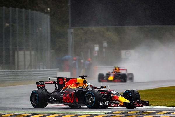 Formel 1 2017 in Monza: Red Bull mit Regenzauber