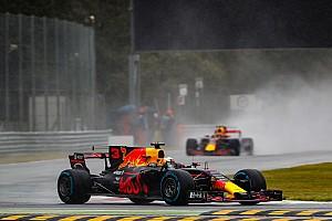 Formel 1 Reaktion Formel 1 2017 in Monza: Red Bull mit Regenzauber