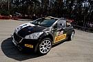 CIR Kalle Rovanpera al via del Rally del Salento con Peugeot