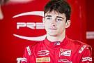 【F1】F2で圧倒的強さ。ルクレール、フェラーリF1テストへ