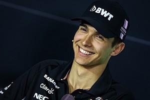 F1 Noticias de última hora Ocon dice que no hay