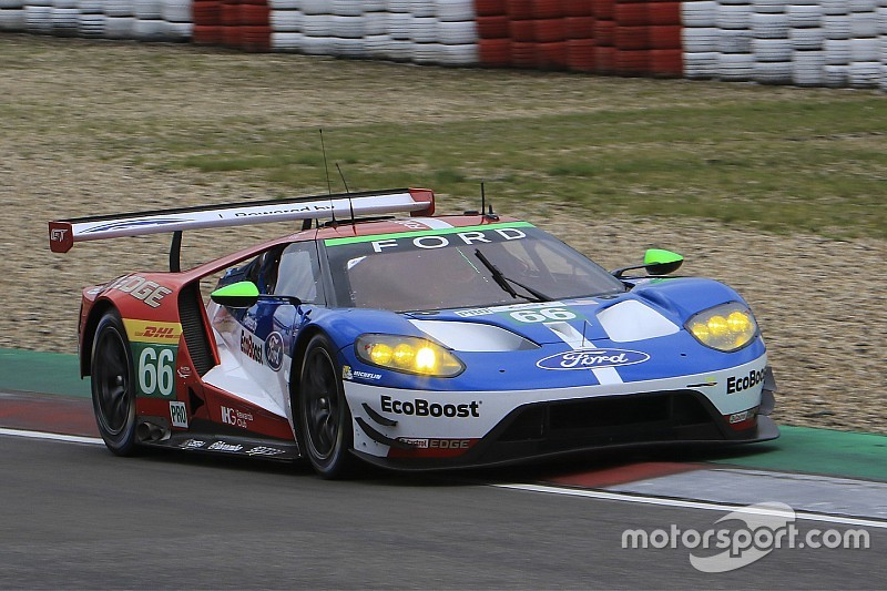 Ford Gt To Start  Hours Of Nurburgring On Front Row