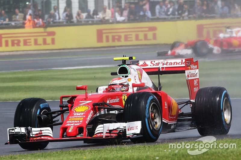 Райкконен: провал Ferrari одноразовий