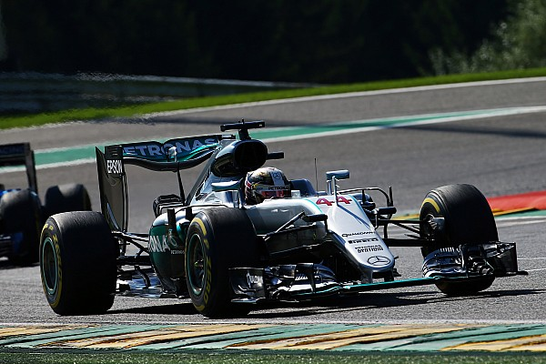 Wolff: No regrets over Hamilton's Spa grid penalty decision