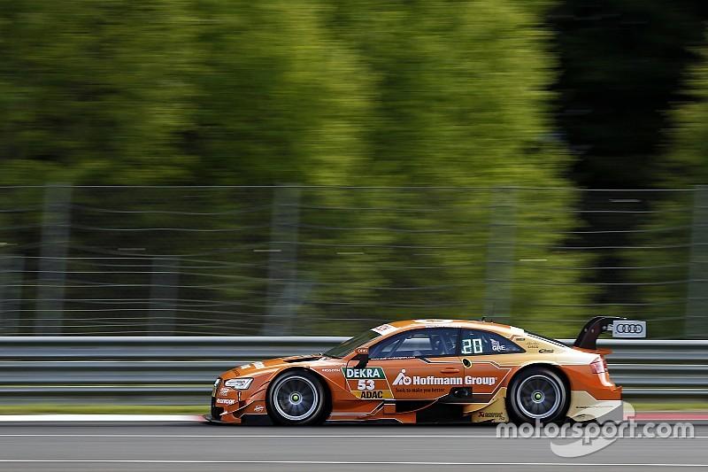 DTM в Шпільбергу: Грін стартує першим у другій гонці