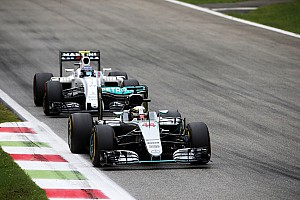 Formula 1 Breaking news Hamilton: Degrading tyres meant no chance of Monza recovery