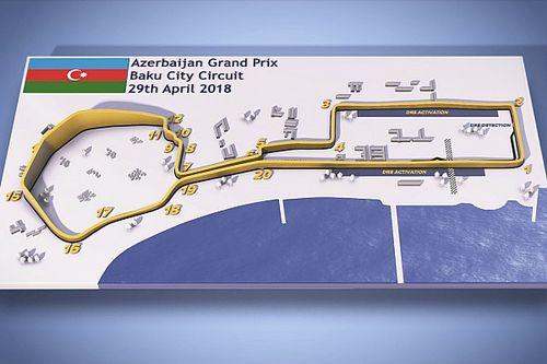 Azerbaijan Grand Prix: Baku F1 circuit guide