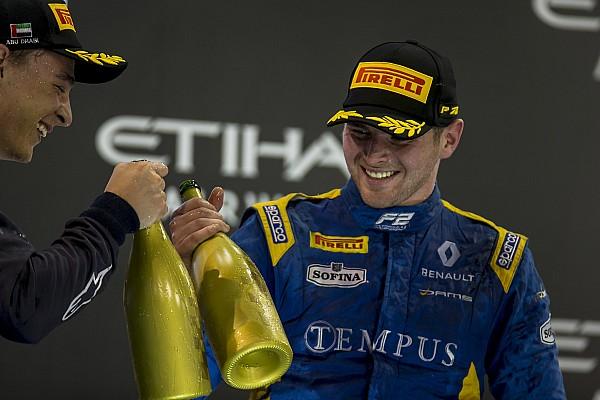 Rowland fue despojado de su victoria en F2