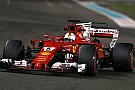 Vettel quiere terminar el año