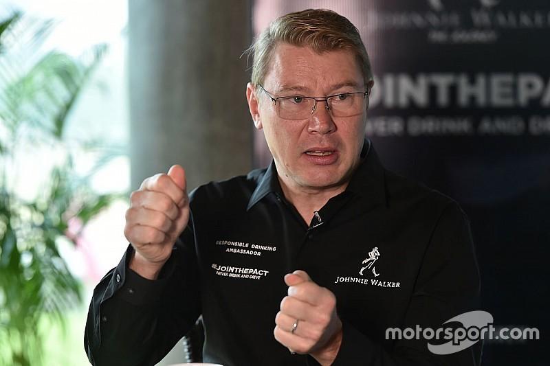 Hakkinen szkeptikus a Hondával kapcsolatban, a Renault-t viszont nagyon erősnek tartja