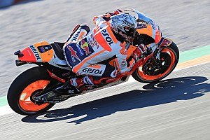 MotoGP Practice report FP3 MotoGP Valencia: Marquez mendominasi, Vinales ke Q1