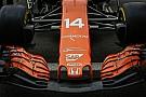 McLaren says upgrade delivering
