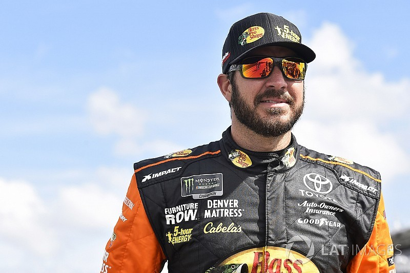 "Martin Truex Jr.: ""Atlanta will test my title defense bid"""