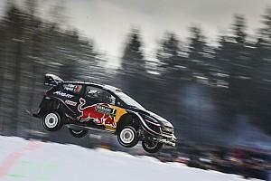 Rallye Schweden: Taktik-Fuchs Ogier pokert bei der Powerstage