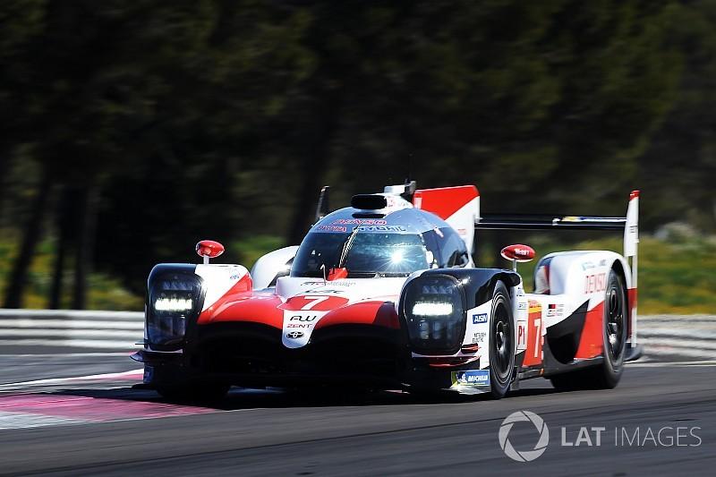 Toyota a signé ses chronos sans respecter la limite d'énergie
