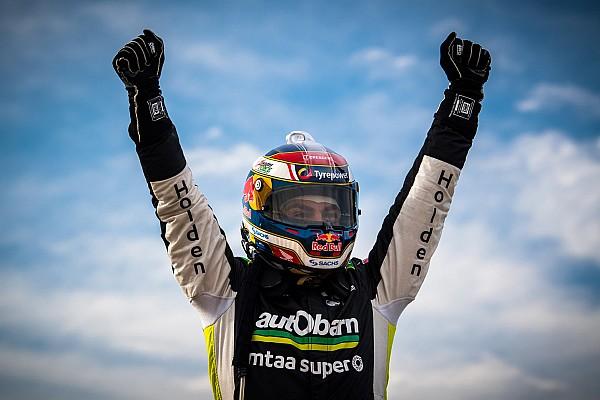 Supercars Лаундес выиграл первую за полтора года гонку Supercars