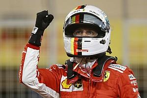 Fórmula 1 Crónica de Clasificación Vettel toma la pole position