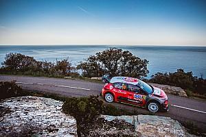 WRC Réactions Meeke :